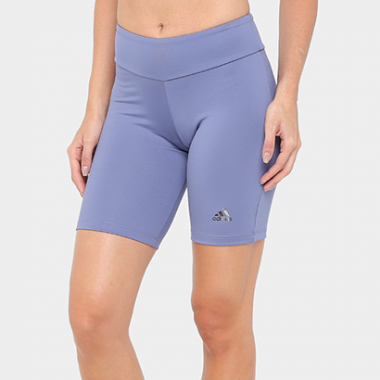 Short Adidas Training Essentials 3S Feminino-Feminino
