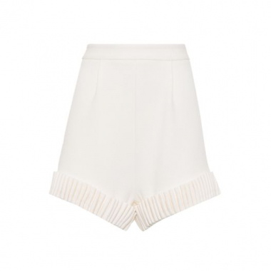 Short Barra A. Niemeyer - Off White