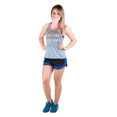 Short Barra Color Bic - Salto Triplo-Feminino