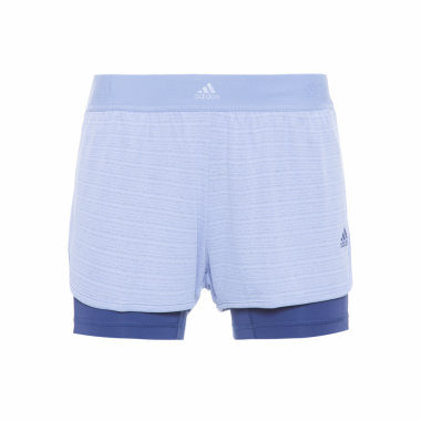 Short Feminino 2In1 Chill - Azul