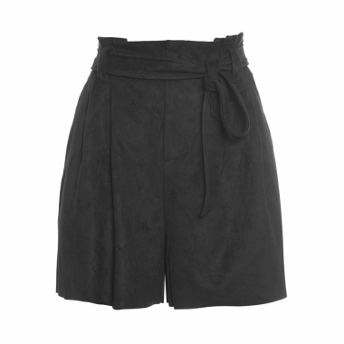 Short Feminino Clochard Maria - Preto