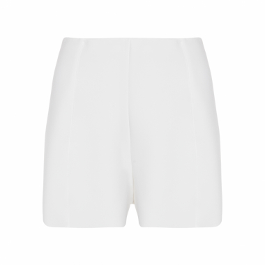 Short Feminino Surf Cutouts - Off White