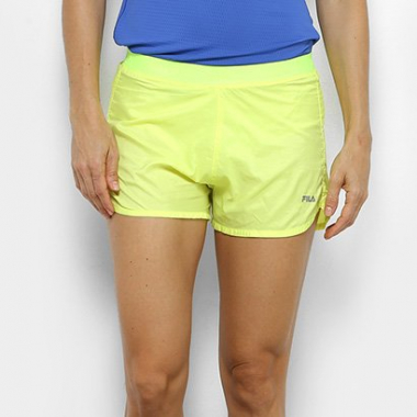Short Fila Preview Feminino-Feminino