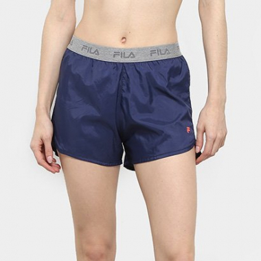Short Fila Preview Ii Feminino-Feminino