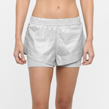 Short Fila Shine Light Fxt Feminino-Feminino