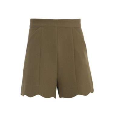 Short Madison Ondinha Litt' - Verde