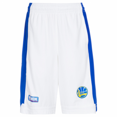 Short Masculino Nba Core Isolation - Branco