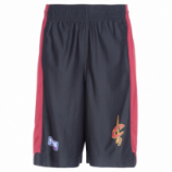 SHORT MASCULINO NBA CORE ISOLATION - PRETO
