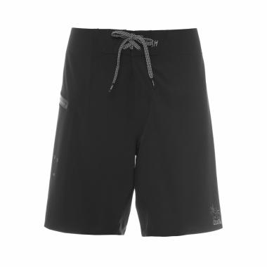 Short Masculino Surf Fish - Preto