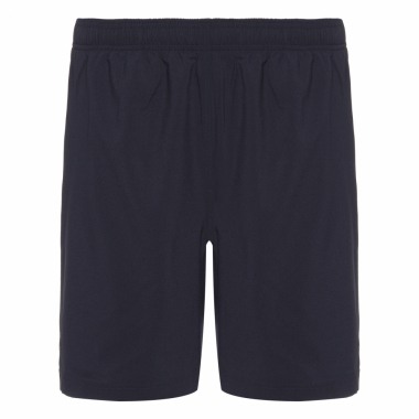 Short Masculino Ua Launch Sw 2-In-1 - Preto