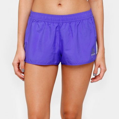 Short Reebok Workout Ready Feminino-Feminino