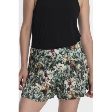 Short Saia My Place Cienega Estampado-Feminino