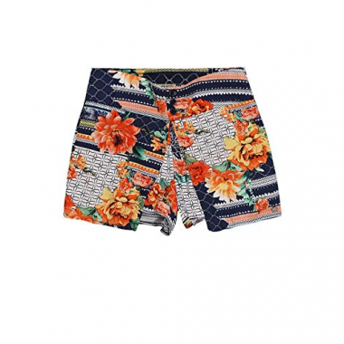Short Saia Patchwork Khelf