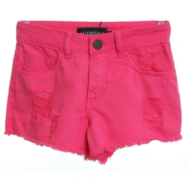 Short Sarja Authoria-Feminino