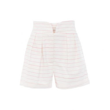 Short Umbu A. Niemeyer - Off White