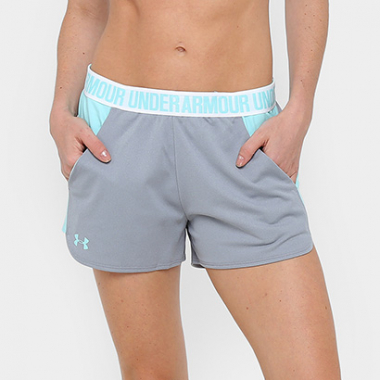 Short Under Armour New Play Up Feminino-Feminino