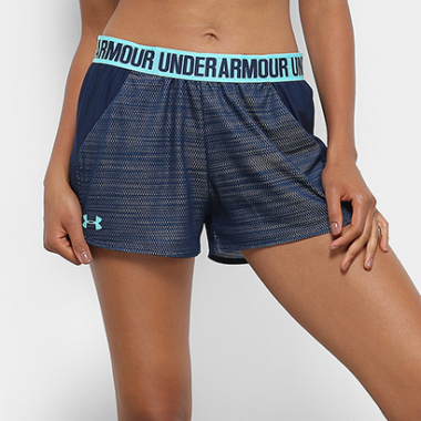Short Under Armour Play Up Novelty 2.0 Feminino-Feminino