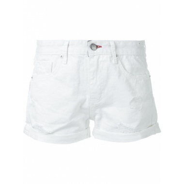 Shorts curto jeans