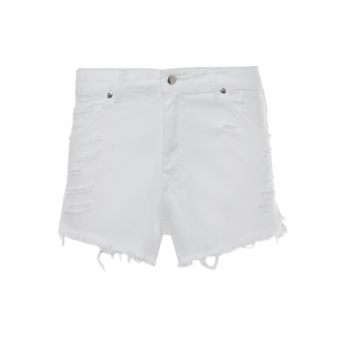Shorts Feminino Body Holiday - Off White
