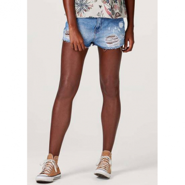 Shorts Jeans Feminino Hot Pants