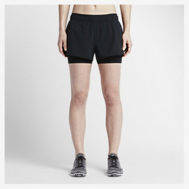 Shorts Nike Full Flex 2In1 2.0 Feminino