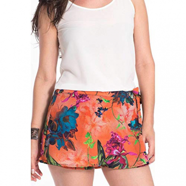 Shorts Saia My Place Studio Estampado P