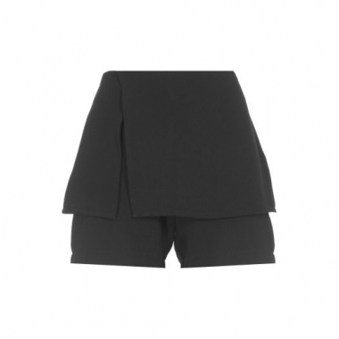 Shorts Saia Pala Vi And Co. - Preto