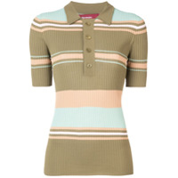 Sies Marjan Knitted Polo Shirt - Verde