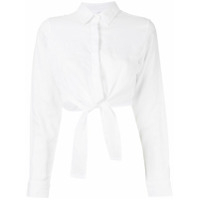 Sir. Camisa Cropped Jac - Branco