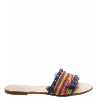 Slide Ethnic Multicolor | Schutz