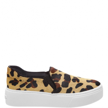 Slip On S-High Animal Print | Schutz