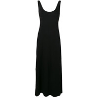 Snobby Sheep Vestido Com Fenda Lateral - Preto