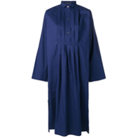 Sofie D'hoore Dael Oversized Shirt Dress - Azul