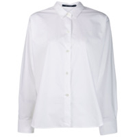 Sofie D'hoore Loose-Fit Bratsk Shirt - Branco