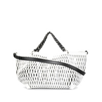 Sonia Rykiel Cut-Out Tote Bag - Branco