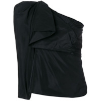 Stella Mccartney Blusa Assimétrica - Preto