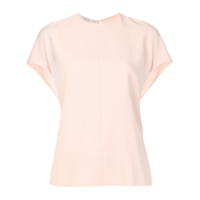 Stella Mccartney Blusa Drapeada - Neutro