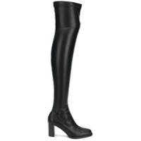 Stella Mccartney Bota Over The Knee - Preto