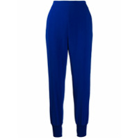 Stella Mccartney Calça Com Stretch - Azul