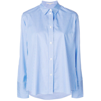 Stella Mccartney Camisa Listrada - 4900 Blue Multicolor