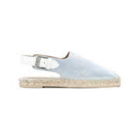 Stella Mccartney Espadrille 'star' - Azul