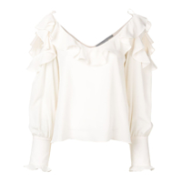 Stella Mccartney Blusa Marley - Neutro