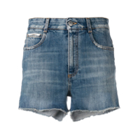 Stella Mccartney Short The Denim - Azul