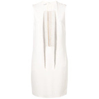 Stella Mccartney Vestido Amplo - Neutro