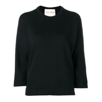 Stephan Schneider Fine Knit Sweater - Preto