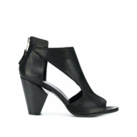 Strategia Ankle Boot Bico Aberto - Preto