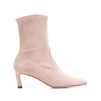 Stuart Weitzman Ankle Boot Rapture - Neutro