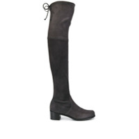Stuart Weitzman Bota Over The Knee - Cinza