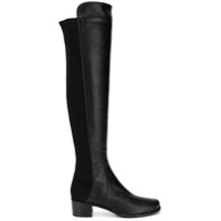 Stuart Weitzman Bota Over The Knee - Preto