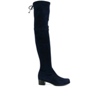 Stuart Weitzman Over-The-Knee Boots - Azul